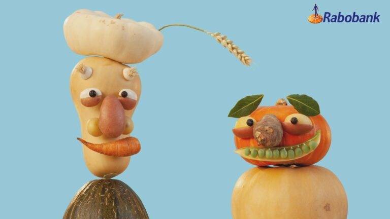 Rabobank's vegetable cast